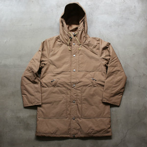 THE NORTH FACE PURPLE LABEL Hooded Down Coat COPPER