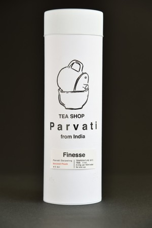 Parvati Darjeeling Second Flush #2 dvi 50g缶入り <Finesse>