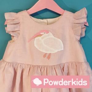 KIDS♡ペリカンドレス(ピンク)