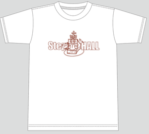 作人×StepHALLコラボTシャツ