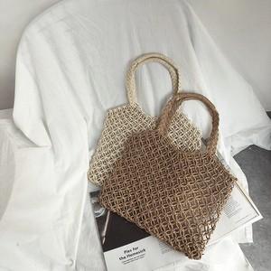 2color : Paper net bag  93037 ペーパーネットバッグ