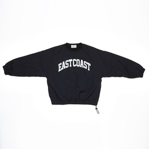 EAST COAST 2-FACES CREW - BLACK