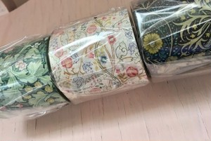 William Morris  maskingtape
