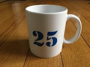 加藤いづみ 25周年記念マグカップ