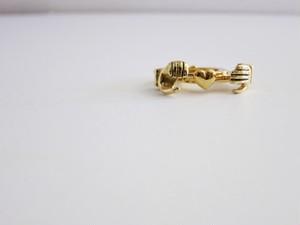 Vintage Ring ギメルリング Gold