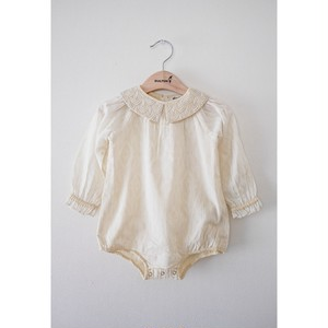 Embroidered Rompers by Bachaa