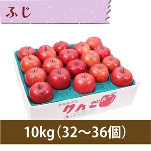 【りんご】ふじ 10kg(32〜36個)