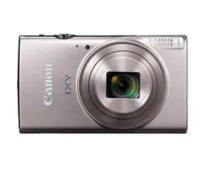 【即納】Canon コンパクトデジタルカメラ IXY 650 シルバー 光学12倍ズーム IXY650(SL)