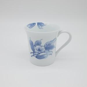 五彩花 椿 フリーマグカップ