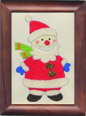 砂絵でクリスマス!! サンタセット!! クリスマス限定品!!