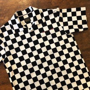 CHECKER FLAGMAN S/S SHIRTS