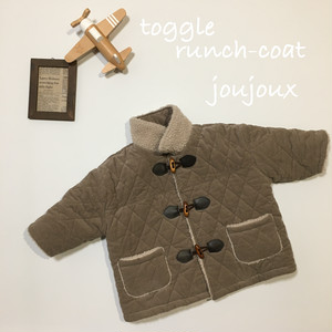 『翌朝発送』toggle runch-coat〈anggo〉