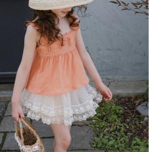 【先行予約】『puella FLO』Beauty sleeveless tops