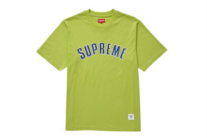 【supreme】Printed Arc S/S