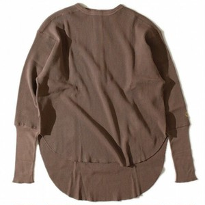 ALDIES=アールディーズ『Back Button Big Thermal』#Brown