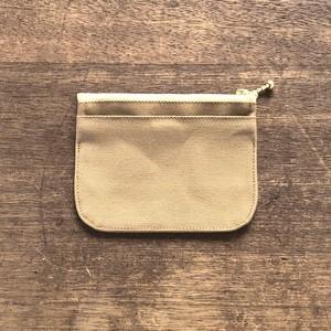 ミニ財布《 倉敷の帆布 》
