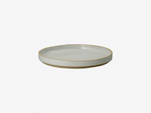 HASAMI PORCELAIN (ハサミポーセリン) Plate (Clear / グレー) 【185x21】HPM003