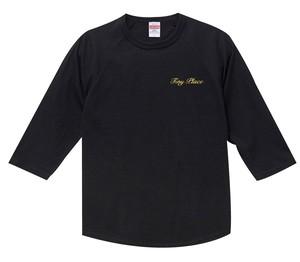 Tiny Place Original Raglan three quarter sleeve T-shirt