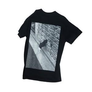 MANIAC PHOTO Short Sleeve /  Black