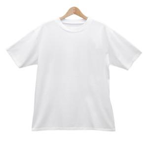 TOUJOURSトゥジュー/GARMENT DYE TRIPLE YARN COTTON JERSEY back print T-shritバックプリントTシャツ【EM32XC09】