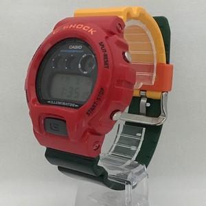 カスタムG-SHOCK DW-6900 ラスタカラー