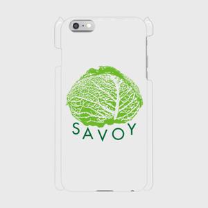 SAVOY(サボイ・キャベツ)1  iPhone6Plus/6sPlus 透明