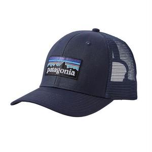 patagonia / パタゴニア/ P-6ロゴ・トラッカー・ハット/ 38017 / BLK /NVNV