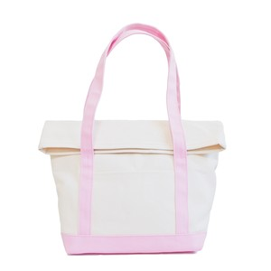 BEND TOTE BAG(ペールピンク)