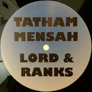 """【ラスト1/12""""】Tatham, Mensah, Lord & Ranks - Simmering"""