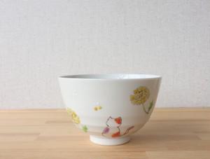 三毛猫みーちゃん(春) 小丼
