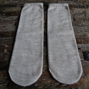 冷えとり ウール丸指靴下