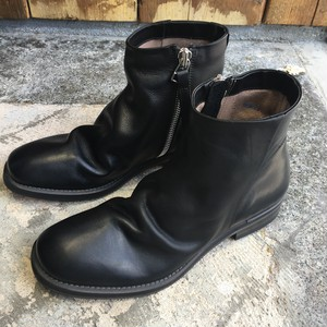 【EARLE】Side zip boots