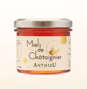 シャテニエ(栗の花のハチミツ)150g