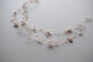 ブライダルヘッドドレス[HA-109]