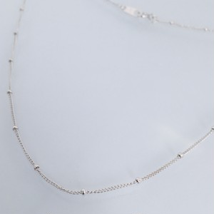 【coming soon】N-S2 silver925 necklace