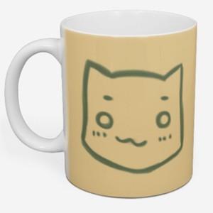 ぴーやのマグカップ