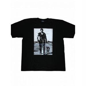 マッドマックス2 Mad Max2 メル・ギブソン×マックス プリントTシャツ