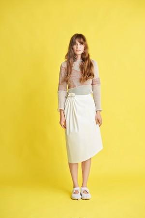 Safety pin skirt