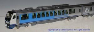 JR東日本 HB-E300系 「リゾートしらかみ」(青池編成) 4両セット(KATO製#10-1367)