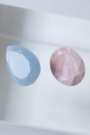 Pink & Blue Opal Set - 013