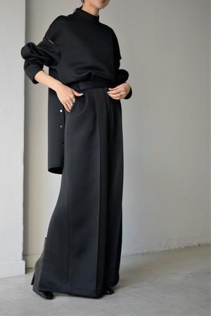 ROOM211 / Aero knit PT (black)
