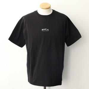 【RVCA】 TINY ARCH SS (BLACK)