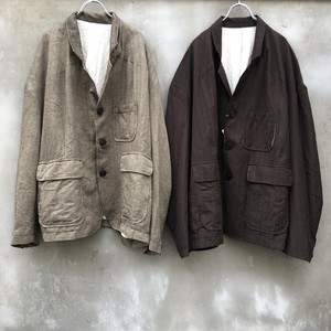 "HOMELESS TAILOR  ""samo jacket"""