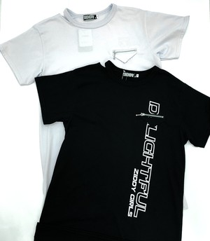ZIDDY ジディー BIG ロゴ Tシャツ ワンピース 1221-330359