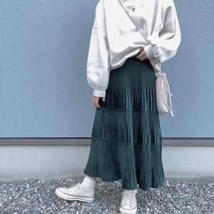 tiered skirt[9/23n-28]