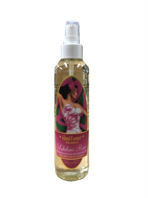 Island Essence Bodyoil Lokerani Rose