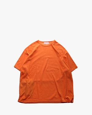 "EACHTIME. Pile T-Shirt ""Big"" Orange"