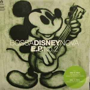 MARCOS VALLE & PATRICIA ALVI 他 / Bossa Disney Nova E.P. No.2[中古7inch]