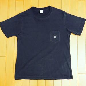 おとぎ話「眺」 T-shirts(ネイビー)