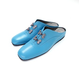 【NEW COLOR】Room Shoes  - Sky Blue × Gray -